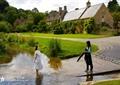 住宅景观,水景,地面铺装,园路,草坪
