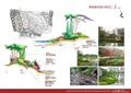 住宅景观规划,驳岸,水景,景石,施工图