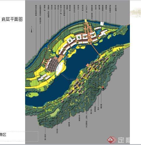 某大型山水实景演出剧场项目方案(2)