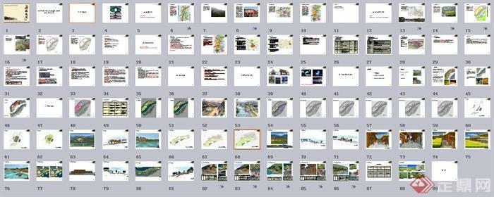 某大型山水实景演出剧场项目方案(8)