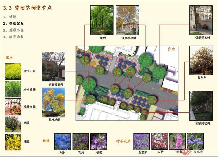 某商业街道景观设计方案(5)