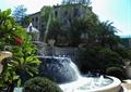 跌水池,景观水池,喷泉水景