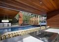 庭院景观,凉亭,吧台,泳池