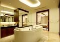 卫生间,浴缸,卫浴柜,卫浴镜