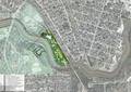 海湾规划,河流,道路