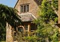 别墅,民居,景观植物,植物墙