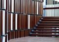 台阶,墙体装饰,木台阶