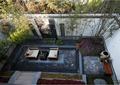 围墙,沙发茶几,坐凳,花池,庭院景观