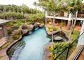 水池,水景,庭院景观,驳岸