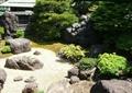 庭院,花园,庭院景观,景石,地面铺装