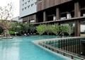 泳池,水池,屋顶泳池,水景,树池